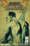 Cover for Doc Frankenstein (Burlyman Entertainment, 2004 series) #2 [Sketch Cover]