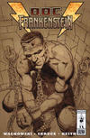 Cover Thumbnail for Doc Frankenstein (2004 series) #3 [Sketch Cover]