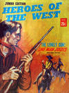 Cover for Heroes of the West Jumbo Edition (Magazine Management, 1973 series) #42093