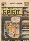 Cover for The Spirit (Register and Tribune Syndicate, 1940 series) #11/27/1949