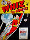 Cover for Whiz Comics (L. Miller & Son, 1950 series) #87