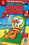 Cover for Kaczor Donald (Egmont Polska, 1994 series) #16/2014