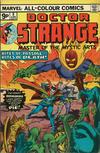 Cover for Doctor Strange (Marvel, 1974 series) #8 [British]