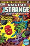 Cover Thumbnail for Doctor Strange (1974 series) #9 [British]