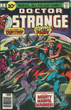 Cover Thumbnail for Doctor Strange (1974 series) #17 [British Price Variant]
