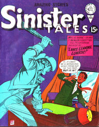 Cover Thumbnail for Sinister Tales (Alan Class, 1964 series) #148