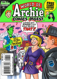 Cover Thumbnail for World of Archie Double Digest (Archie, 2010 series) #43