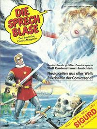 Cover Thumbnail for Die Sprechblase (Norbert Hethke Verlag, 1978 series) #68