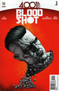 Cover Thumbnail for 4001 A.D.: Bloodshot (Valiant Entertainment, 2016 series) #1 [Cover A - Ryan Lee]