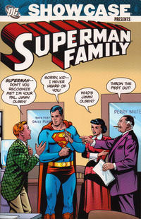 Cover for Showcase Presents: Superman Family (DC, 2006 series) #2