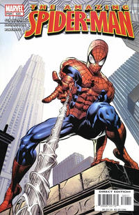 Cover for The Amazing Spider-Man (Marvel, 1999 series) #520 [Direct Edition]
