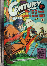 Cover Thumbnail for Century, The 100 Page Comic Monthly (K. G. Murray, 1956 series) #30