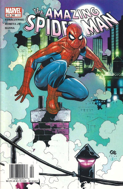 Cover for The Amazing Spider-Man (Marvel, 1999 series) #48 (489)