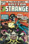 Cover Thumbnail for Doctor Strange (1974 series) #13 [British Price Variant]