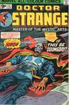 Cover Thumbnail for Doctor Strange (1974 series) #12 [British Price Variant]