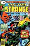 Cover Thumbnail for Doctor Strange (1974 series) #16 [30¢]