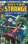 Cover Thumbnail for Doctor Strange (1974 series) #18 [British Price Variant]