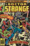 Cover Thumbnail for Doctor Strange (1974 series) #20 [British Price Variant]
