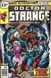 Cover Thumbnail for Doctor Strange (1974 series) #33 [British Price Variant]