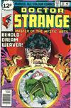 Cover for Doctor Strange (Marvel, 1974 series) #32 [British Price Variant]