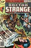 Cover Thumbnail for Doctor Strange (1974 series) #31 [British Price Variant]