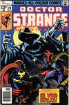 Cover for Doctor Strange (Marvel, 1974 series) #29 [British Price Variant]