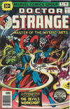 Cover Thumbnail for Doctor Strange (1974 series) #15 [30¢ Price Variant]