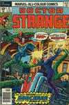 Cover Thumbnail for Doctor Strange (1974 series) #21 [British Price Variant]