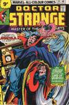 Cover Thumbnail for Doctor Strange (1974 series) #14 [British Price Variant]