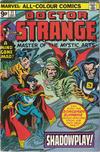 Cover for Doctor Strange (Marvel, 1974 series) #11 [British]