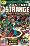 Cover Thumbnail for Doctor Strange (1974 series) #15 [British Price Variant]