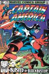 Cover for Captain America (Marvel, 1968 series) #258 [British]