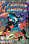 Cover Thumbnail for Captain America (1968 series) #258 [British Price Variant]