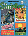 Cover for Sinister Tales (Alan Class, 1964 series) #28