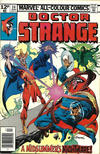 Cover Thumbnail for Doctor Strange (1974 series) #34 [British Price Variant]