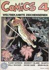 Cover for Comics - Weltbekannte Zeichenserien (Carlsen Comics [DE], 1971 series) #4