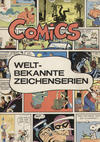 Cover for Comics - Weltbekannte Zeichenserien (Carlsen Comics [DE], 1971 series) #1