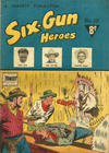 Cover for Six-Gun Heroes (Cleland, 1949 series) #12