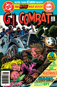 Cover Thumbnail for G.I. Combat (DC, 1957 series) #265 [Newsstand]