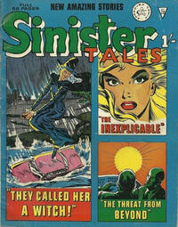 Cover Thumbnail for Sinister Tales (Alan Class, 1964 series) #28