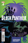 Cover for Black Panther (Marvel, 2016 series) #4 [Brian Stelfreeze Cover]
