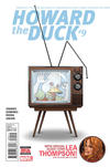 Cover for Howard the Duck (Marvel, 2016 series) #9