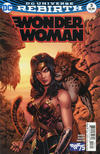 Cover for Wonder Woman (DC, 2016 series) #3 [Liam Sharp Cover]