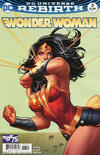 Cover for Wonder Woman (DC, 2016 series) #3 [Frank Cho Variant Cover]
