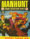 Cover for Manhunt (World Distributors, 1959 series) #5