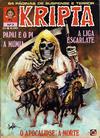Cover for Kripta (Rio Gráfica e Editora, 1976 series) #7