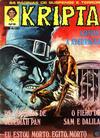 Cover for Kripta (Rio Gráfica e Editora, 1976 series) #9