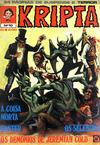 Cover for Kripta (Rio Gráfica e Editora, 1976 series) #10