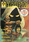 Cover for Kripta (Rio Gráfica e Editora, 1976 series) #16