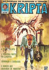 Cover for Kripta (Rio Gráfica e Editora, 1976 series) #18